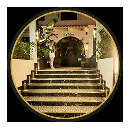 Main Hotel - LE TIGrr St Tropez